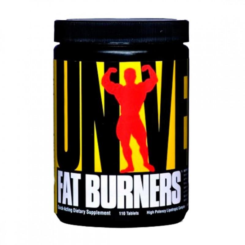 Fat Burners - 110 Taблетки