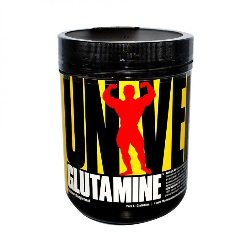 Glutamine Powder - 300 Г UNIVERSAL