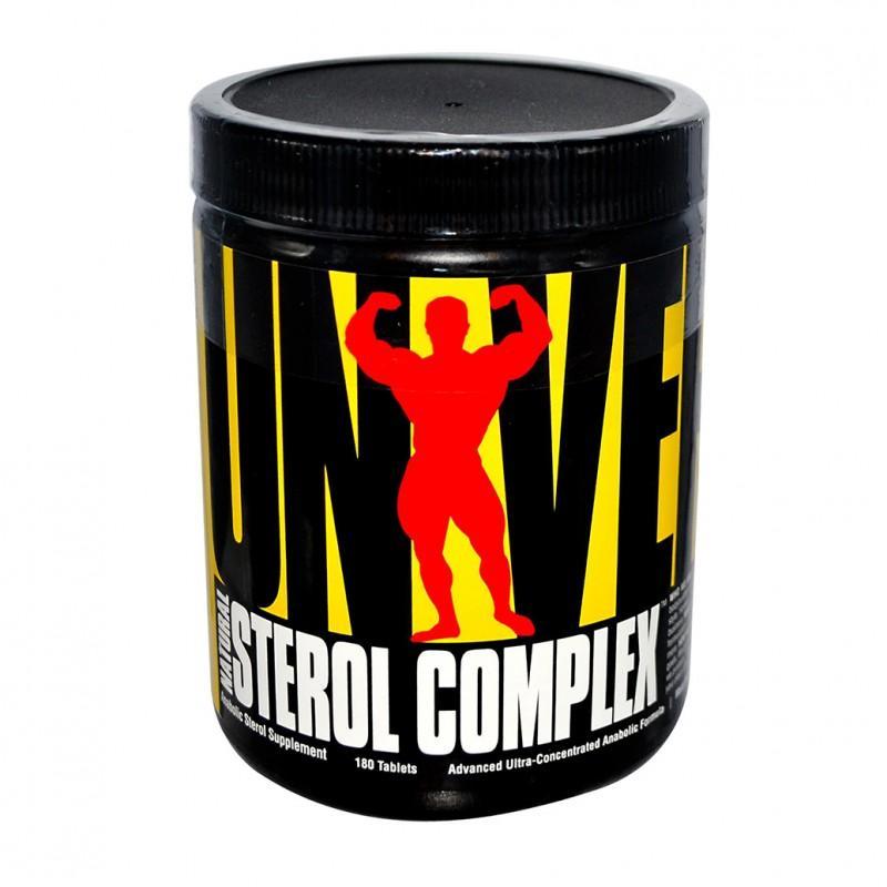 Natural Sterol Complex - 180 Таблетки