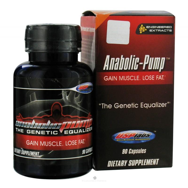 Anabolic Pump - 60 Капсули USP Labs