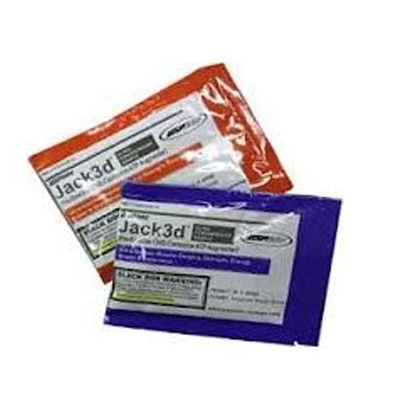 JACK3D Micro - доза USP Labs