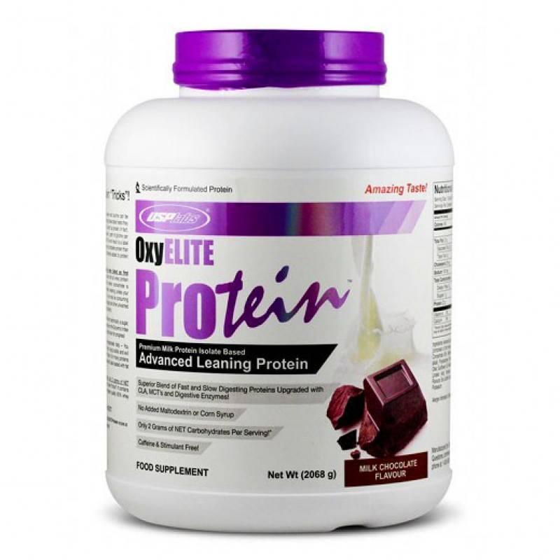 OxyElite Protein - 2018 Г USP Labs
