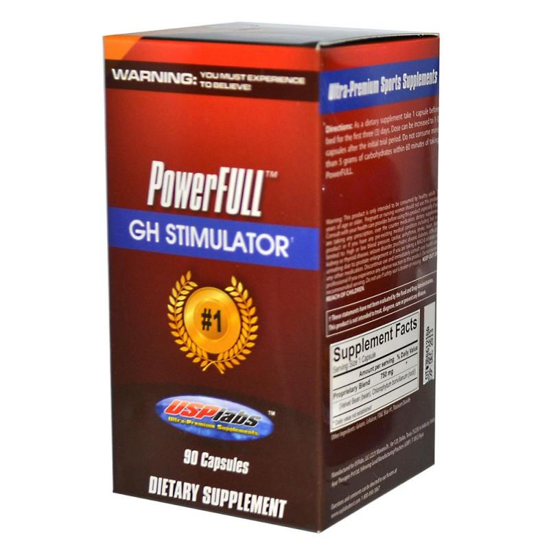 PowerFULL - 90 Капсули USP Labs
