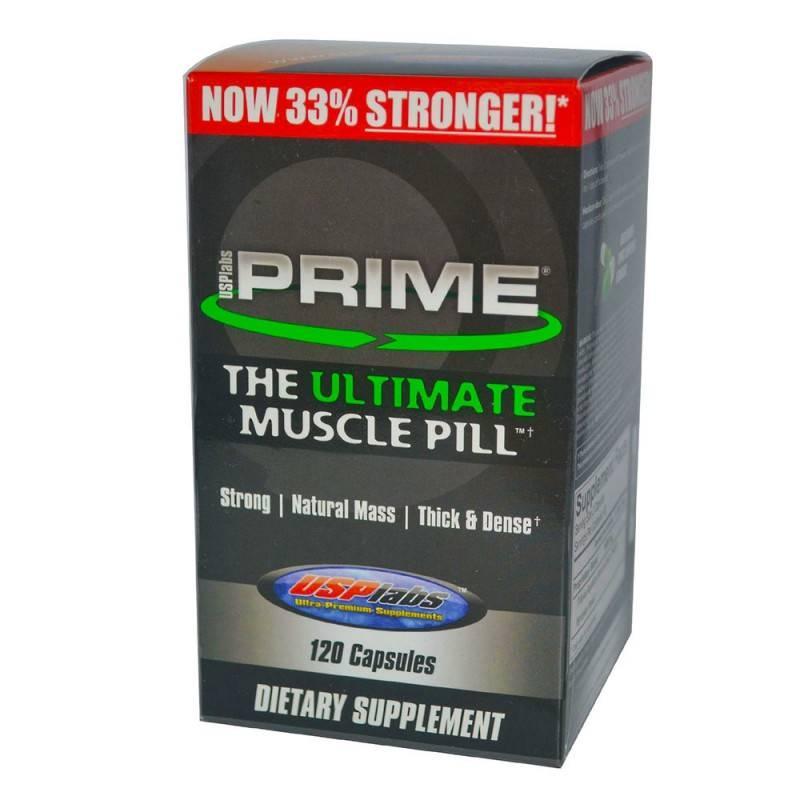 PRIME - 150 Капсули USP Labs