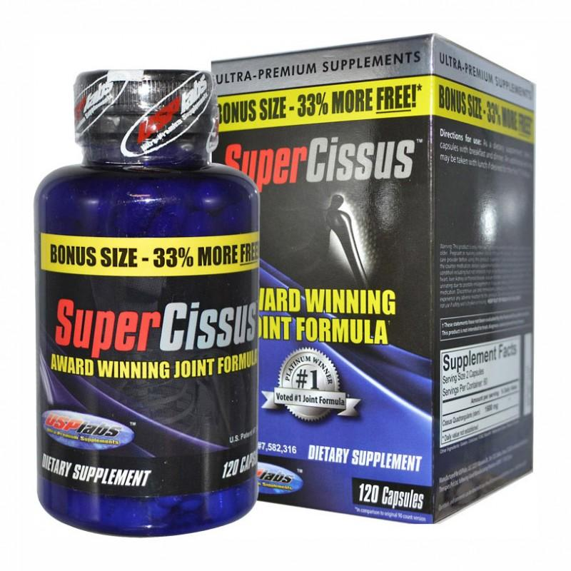 Super Cissus RX - 150 Капсули USP Labs
