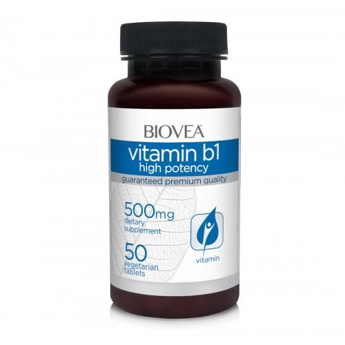 Biovea VITAMIN B1 500mg
