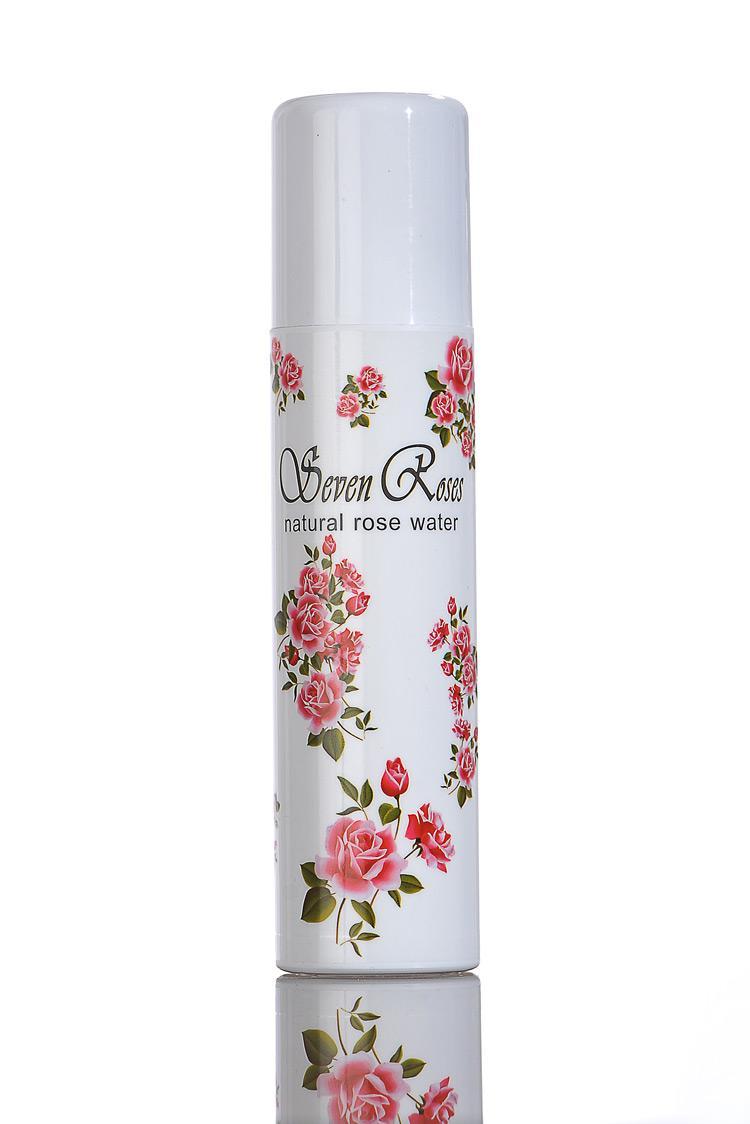 """100 % Натурална розова вода """"SEVEN ROSES"""" 200 ml"""