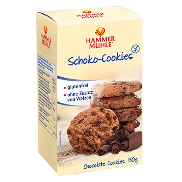 Безглутенови Шоколадови Бисквити, Hammermühle, 150 g